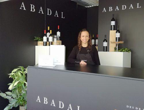 Abadal a la 37ª edició de la Mostra de Vins i Caves de Catalunya