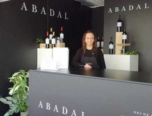 Abadal took part in the 37th edition of the wine and cava fair; Mostra de Vins i Caves de Catalunya