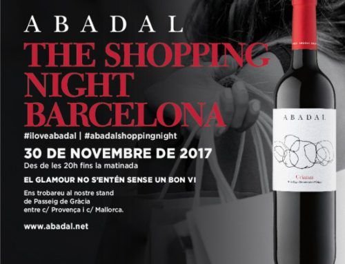 Abadal dresses up for yet another Barcelona Shopping Night