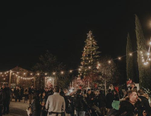 Èxit rotund de la II edició de l'Abadal Christmas Market & Wine Experience