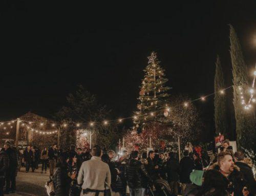 Éxito rotundo en la II edición del Abadal Christmas Market & Wine Experience