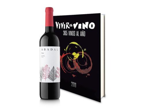 """Destacada puntuació per l'Abadal Franc a la guia """"Vivir El Vino 2018"""""""