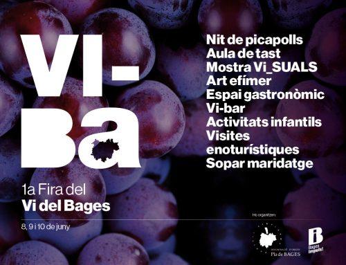 Abadal participa a la Fira ViBa 2018, la 1ª Fira del Vi del Bages