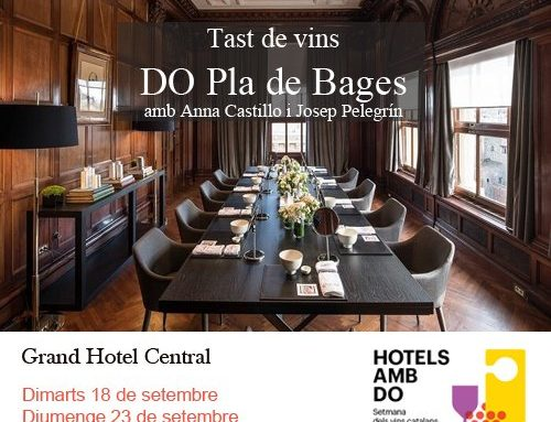 "Abadal takes part in the emblematic event ""Hotels with D.O."""