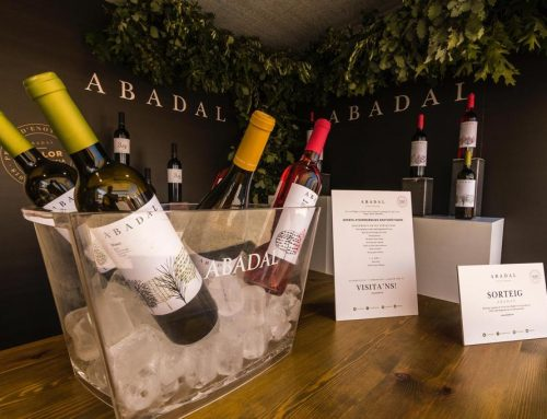 "Abadal takes part in the 38th edition of the popular wine fair ""Mostra de vins i cava de Catalunya"""