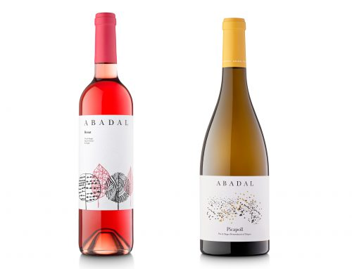 "Abadal Rosat 2017 wins a gold medal –  ""Vinari d'Or"" – for the Best Wine from the DO Pla de Bages at the award ceremony ""Premis Vinari"" 2018"