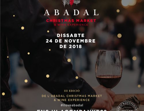 Abadal celebrates its Christmas Market & Wine Experience for the third year running