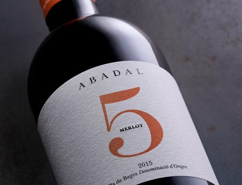 Abadal 5 Merlot a wine to savour in 2019
