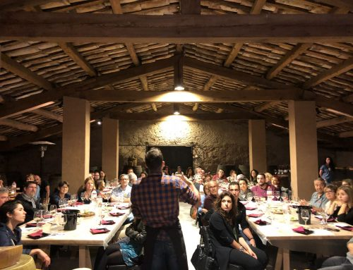 """Un Sopar del Most"" – a celebratory dinner in honour of grape must and a cheese tasting session"