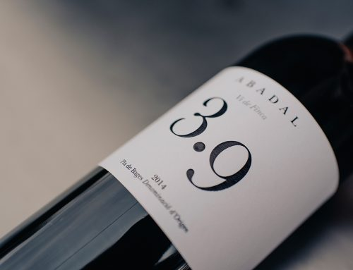 The Estate Wine Abadal 3.9 Vi de Finca represents D.O. Pla de Bages in London