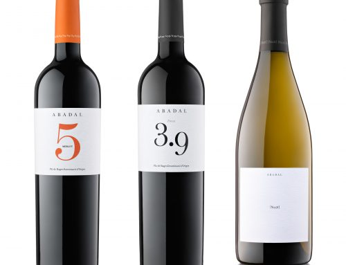 Estate Wine Abadal 3.9 Vi de Finca received the highest rating of wines from the DO Pla de Bages in the ABC Wine Guide