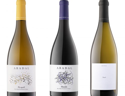 Abadal Mandó, Abadal Picapoll and Abadal Nuat attended a festival to celebrate Catalonia's top wines for 2019
