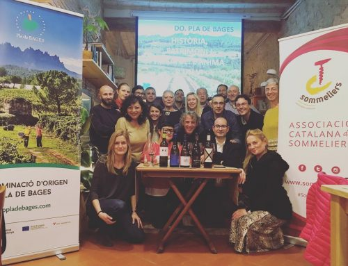 Abadal Mandó features at an instructional  tasting event run by the Catalan Association of Sommeliers and the DO Pla de Bages