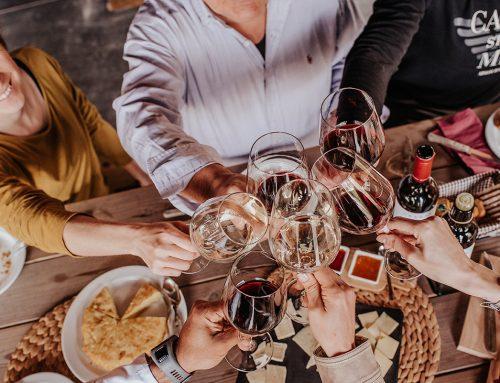 Abadal Sentits & Wine,  Abadal Sushi & Wine i Abadal Cine & Wine, tres tastos temàtics que van conquistar els assistents