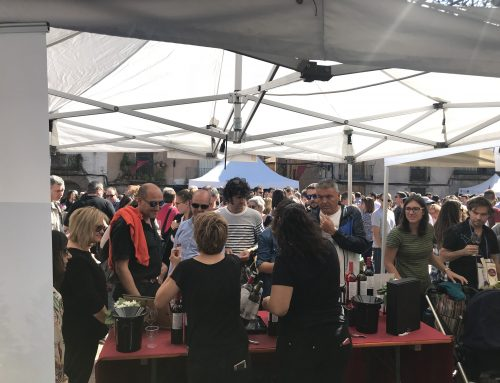 Abadal Winery takes part in the 24th harvest festival in Bages