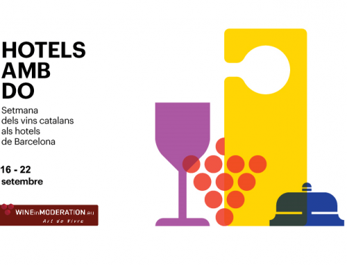 "Abadal wines are present at the event ""Hotels with DO 2019"" in Barcelona"