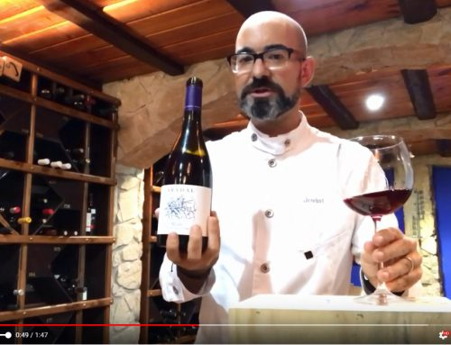 L'Abadal Mandó, un vi amb ànima que ens parla d'història, de patrimoni i del paisatge del Pla de Bages. Per Josep Pelegrín, sommelier (Escola Joviat i millor sommelier d'Espanya 2016)