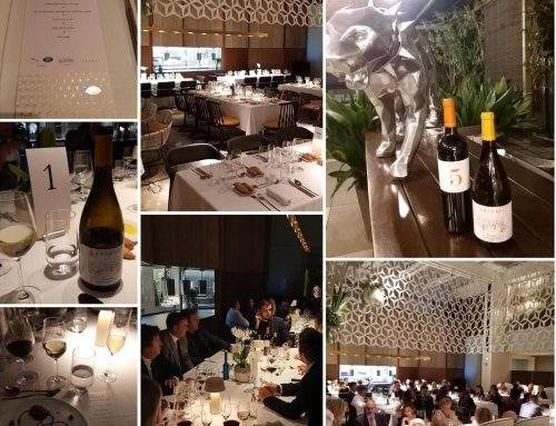 Abadal steals the show at a gala dinner in the Mandarin Oriental Hotel, an event within the programme of Barcelona's Mediterranean Gastronomy Experience