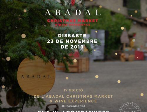 Abadal is getting ready for the 4th edition of its Christmas Market & Wine Experience